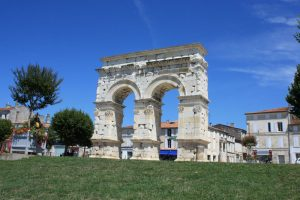 Arc de Germanicus - Saintes